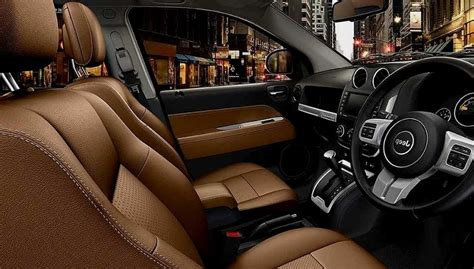 jeep compass interior 2015 push possibilities with the jeep compass auto mart