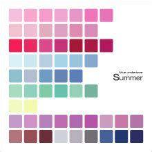 Light Summer Color Palette by Light Summer Color Palette On Light