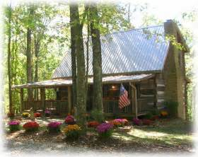 log cabins of brown county