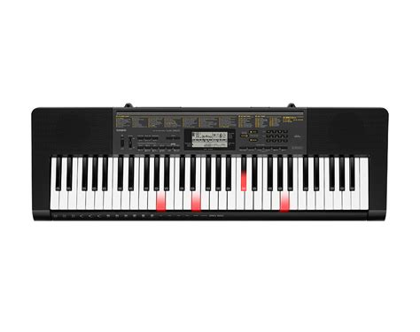 casio keyboard light up casio lk265 61 note touch sensitive light up keyboard with