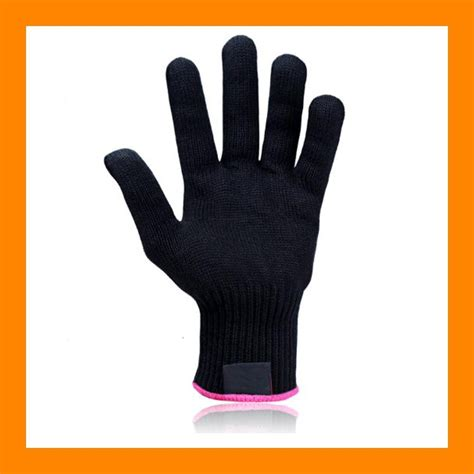 Hair Dryer Glove heat resistant professional heat proof glove for hair
