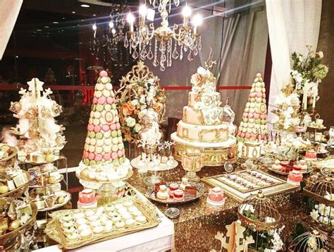 Royal Themed Baby Shower by Gold Princess Baby Shower Baby Shower Ideas Themes