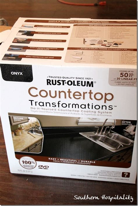 rust oleum countertop transformations reviews