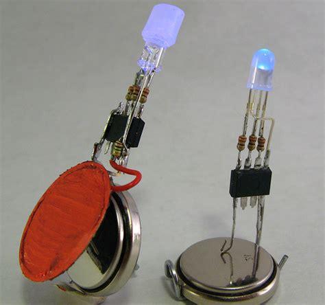Smart Led Prototypes Todbot Blog How To Make Led Lights Blink