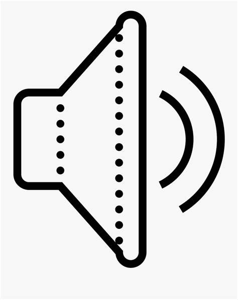 Speaker Icon White Png : Speaker icon designed by vasilije