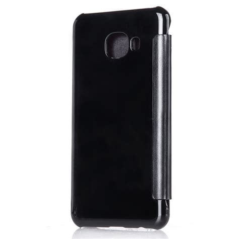 Samsung C5 New Mirror Cover Flip For Samsung Galaxy C5 New 35 Mirror Cover Protective Flip For Samsung Galaxy C7