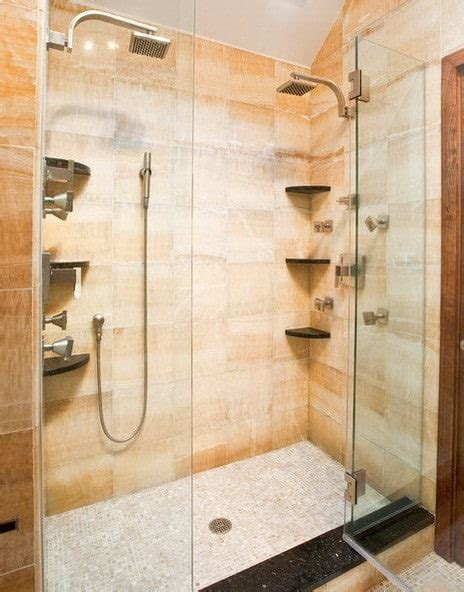 bathroom shower storage ideas 30 bathroom shower storage and organization ideas removeandreplace com