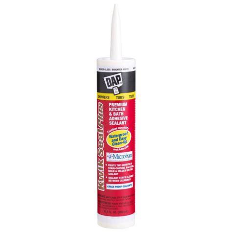 Bathroom Caulk Silicone Or Acrylic Dap Alex 10 1 Oz Painter S All Purpose Acrylic