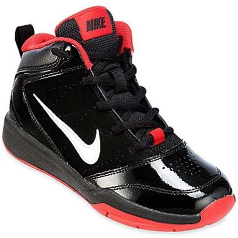 jcpenney basketball shoes nike 174 team hustle boys basketball shoes jcpenney shoes