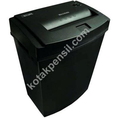 Mesin Penghancur Kertas Secure jual mesin penghancur kertas secure ps ezsc 10 a murah