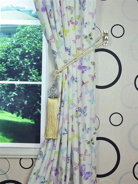 butterfly tab top curtains whitehaven butterflies printed concealed tab top ready