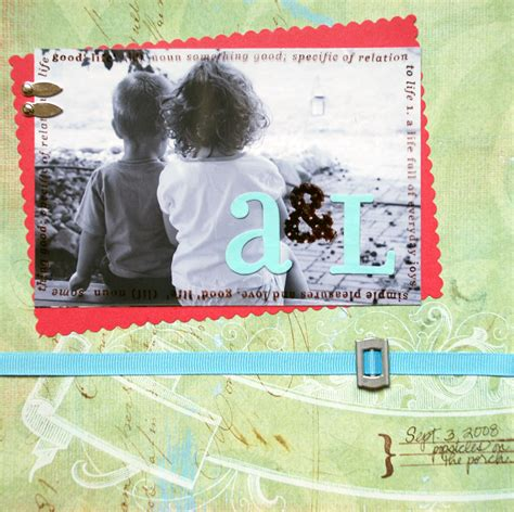 scrapbook layout guide 53 tips for beginner scrapbookers the paper blog