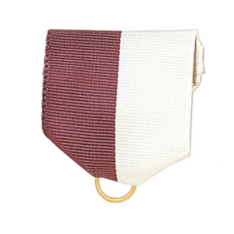 ribbon drape maroon white pin ribbon drape california trophy