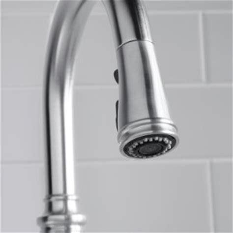 kohler k 560 vs bellera pull kitchen faucet