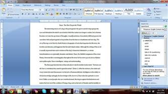 How To Write A Double Spaced Paper Pretty Pictures Musescore
