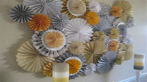 paper flower home decoration diy wall decoration paper