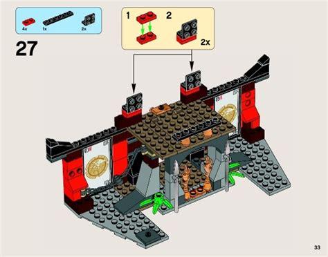 Lego Ninjago 70756 Showdown lego showdown 70756 ninjago