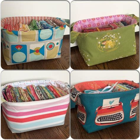 1 hour craft projects 1 hour basket tutorial by hearts and bees craftsy