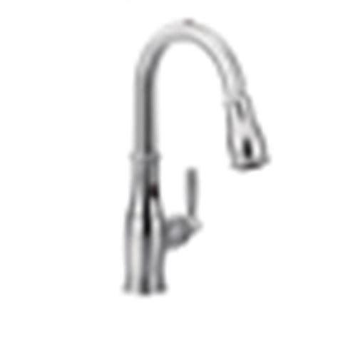7185ec moen brantford series hands free kitchen faucet moen 7185ec brantford with motionsense single handle high