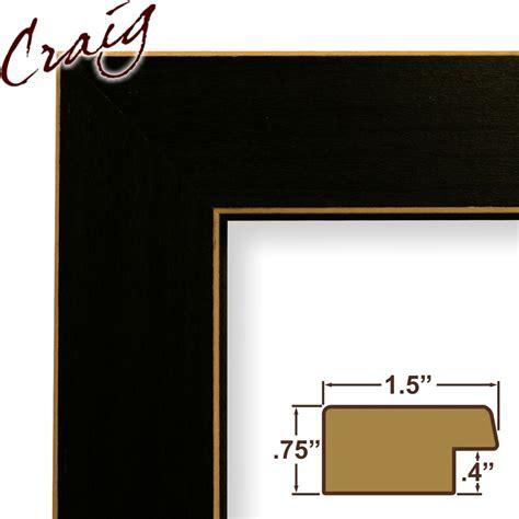 Murah Frame Foto Gantung 5 Inch craig frames inc 13 quot x 19 quot black wood grain finish 1 5 inch wide picture frame 276bk