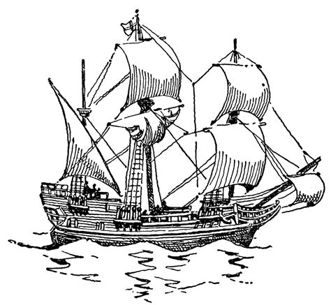 retro lives greyscale coloring book books mayflower clipart etc