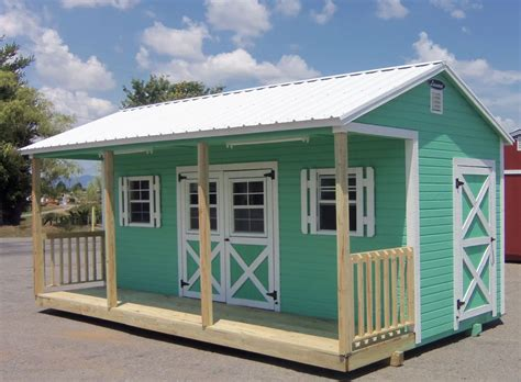 ranch sheds leonard buildings truck accessories shed