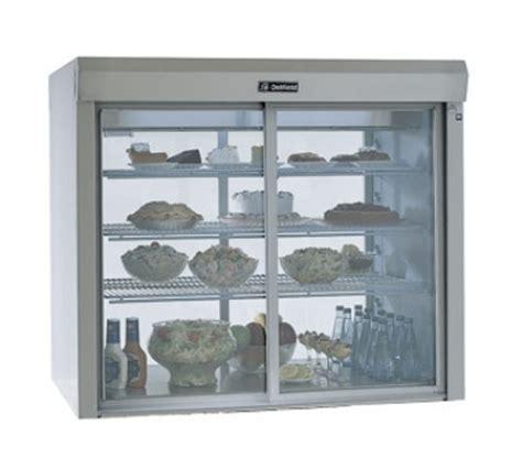 delfield f5pr48n 48 quot countertop refrigerator w pass thru