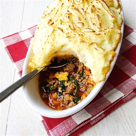 dinner deserts best beef and spinach sheperd s pie recipe how to make