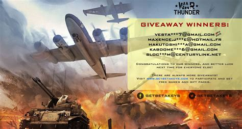War Thunder Giveaway - war thunder ace advanced pack giveaway get beta keys