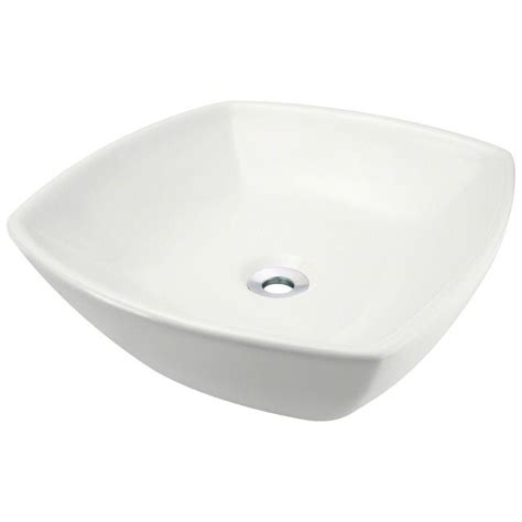 bisque bathroom sink polaris sinks porcelain vessel sink in bisque p2081v b