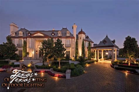 Outdoor Lighting For Central Texas Landscape Lighting Tx