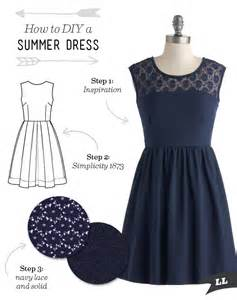 lula louise how to diy a summer dress