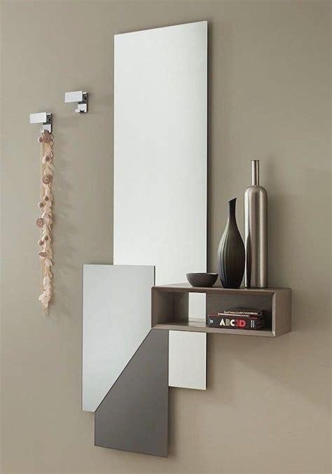 mensole per ingresso mobile da ingresso moderno lego consolle specchio in varie