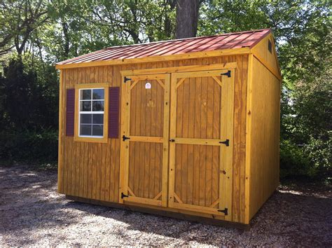 Portable Garden Shed by Garden Shed A1 Portable Buildings