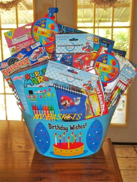 themed birthday baskets 17 best images about birthday for kids gift baskets on