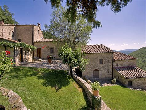 cottages in tuscany italy villa rentals cottage rental in castellina in