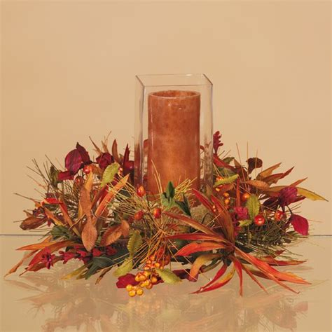 fall dining table centerpieces 25 best ideas about fall candle centerpieces on