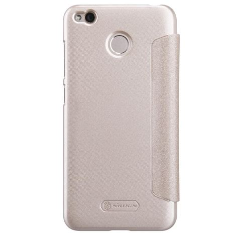 Nillkin Sparkle View Xiaomi Redmi 4 Pro Nillkin Sparkle S View Pouzdro Gold Pro Xiaomi Redmi 4x