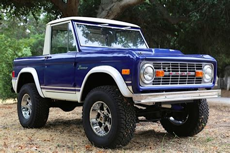 ford broncos for sale for sale 1977 ford bronco grab a wrench