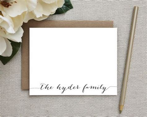 Personalized Wedding Stationery by Best 25 Personalized Stationery Ideas On