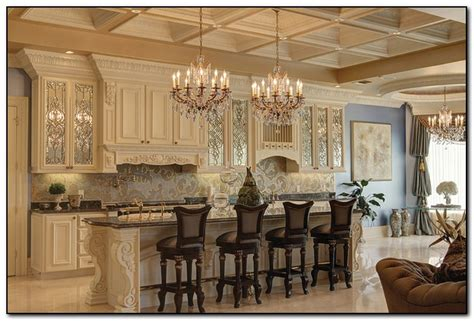 Adore Home Decor some elegant kitchen designs for you home and cabinet