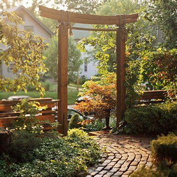 Asian Garden Decor De 25 Bedste Id 233 Er Inden For Asian Garden P 229 Pinterest Japanske Haver Zenhaver Og Havedesign
