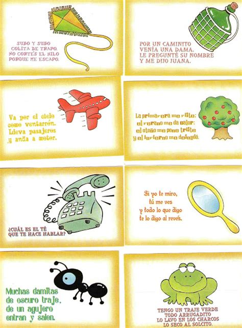 Adivinanzas Infantiles | adivinanzas para ni 241 os literatura infantil pinterest