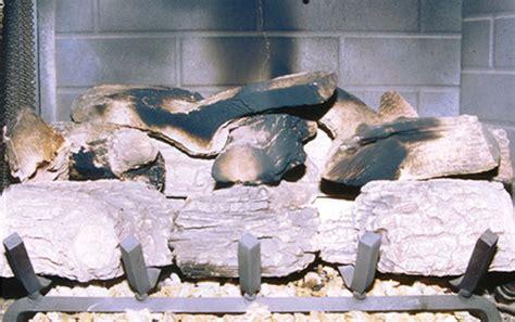 acs gas log carbon soot remover chimneysaver