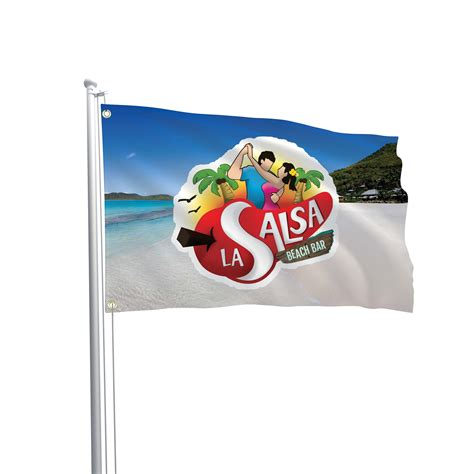 Selasa Promo Bunting Flag Motif Pizza promo catering polyester flag 3x5ft