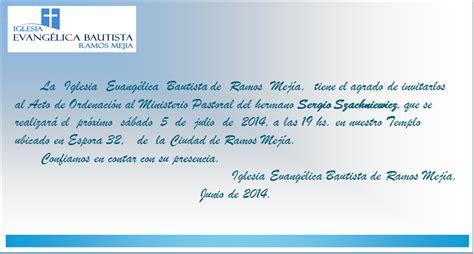 como hacer una invitacion para un culto cristiano asociaci 243 n bautista argentina