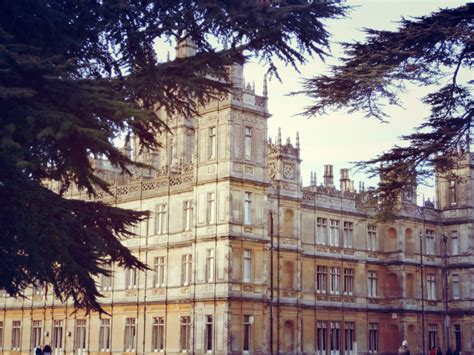 downton haus downton mein besuch in highclere castle