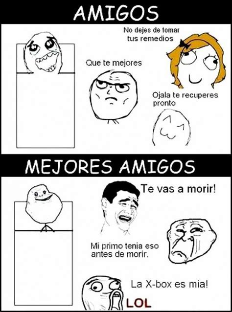 Amigos Memes - notimeme memes comics videos y noticias en espa 241 ol
