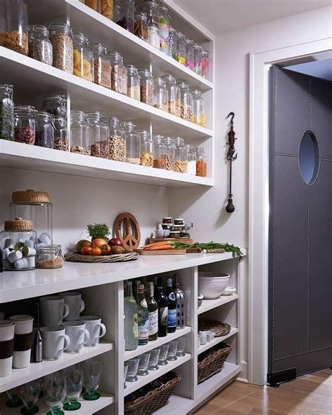 Larder Storage Shelves Best 25 Kitchen Doors Ideas On Bi Folding