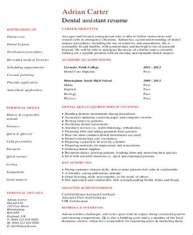 Assistant Resume With No Experience by 7 Sle No Experience Resumes Sle Templates